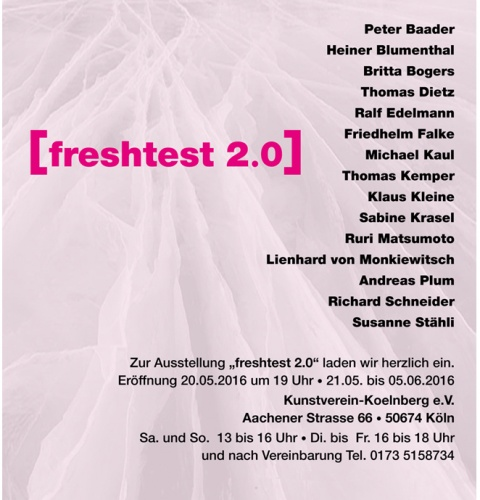 freshtest invitation emal