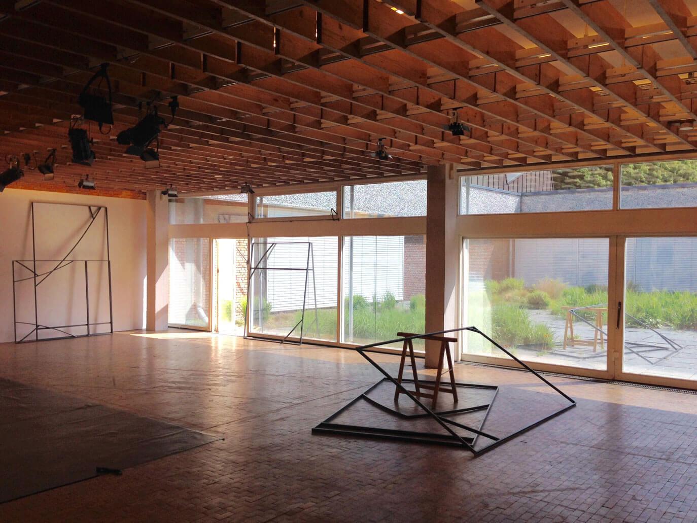 klaus kleine, ausstellung, skulptur, installation, akademie der künste berlin