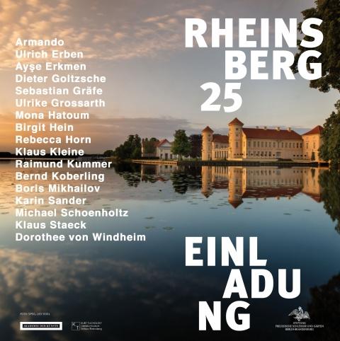 klaus kleine, ausstellung, rheinsberg 25,skulptur, akademie der künste berlin