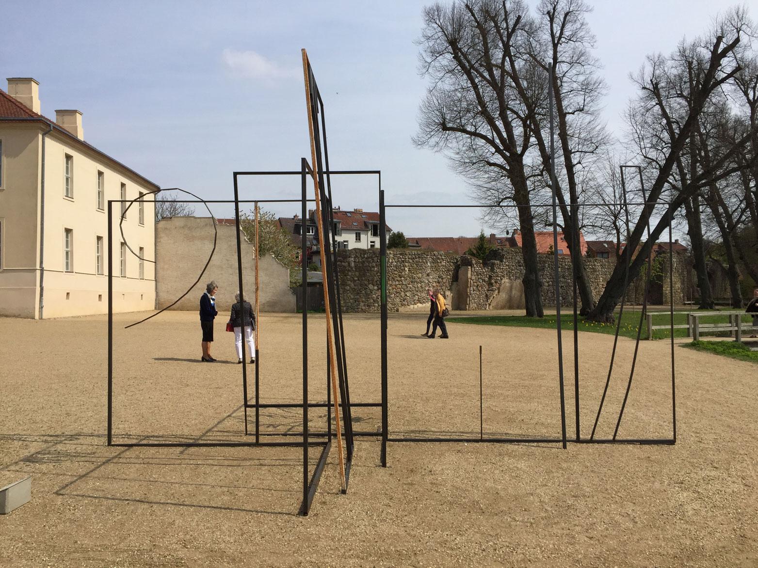 klaus kleine, ausstellung, skulptur, akademie der künste berlin